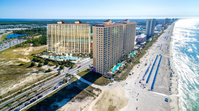 15928 Front Beach Road #504, Panama City Beach, FL 32413 (MLS #669551) :: ResortQuest Real Estate