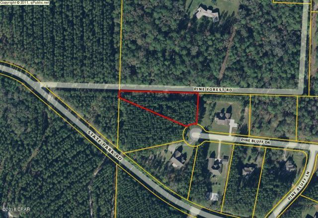 0 Pine Bluff Drive, Chipley, FL 32428 (MLS #669701) :: ResortQuest Real Estate