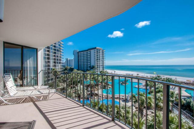 11483 Front Beach Road #412, Panama City Beach, FL 32407 (MLS #669756) :: Counts Real Estate Group
