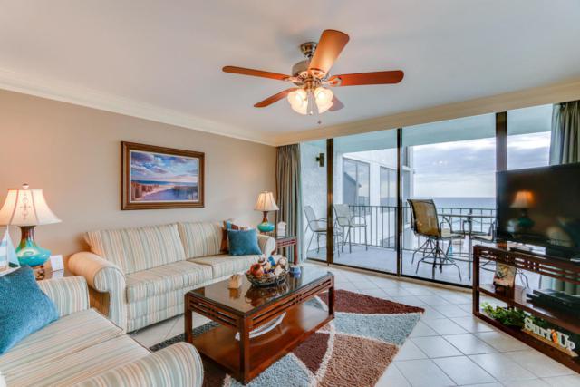 6201 Thomas Drive #310, Panama City Beach, FL 32408 (MLS #669989) :: Keller Williams Emerald Coast