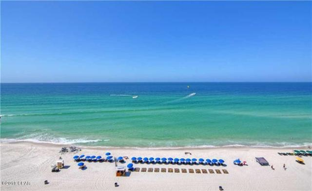 6201 Thomas Drive #1106, Panama City Beach, FL 32408 (MLS #670099) :: Berkshire Hathaway HomeServices Beach Properties of Florida