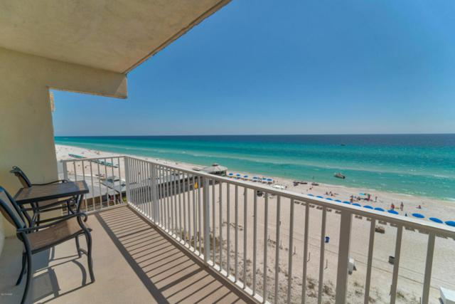 9900 S Thomas 630 Drive #630, Panama City Beach, FL 32408 (MLS #670499) :: ResortQuest Real Estate