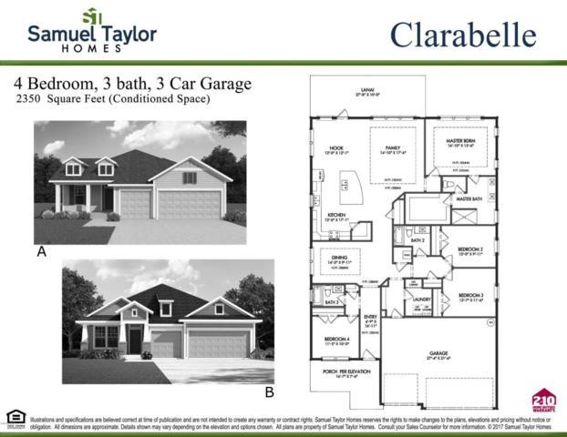 402 Breakfast Point Boulevard, Panama City Beach, FL 32408 (MLS #670735) :: Counts Real Estate Group