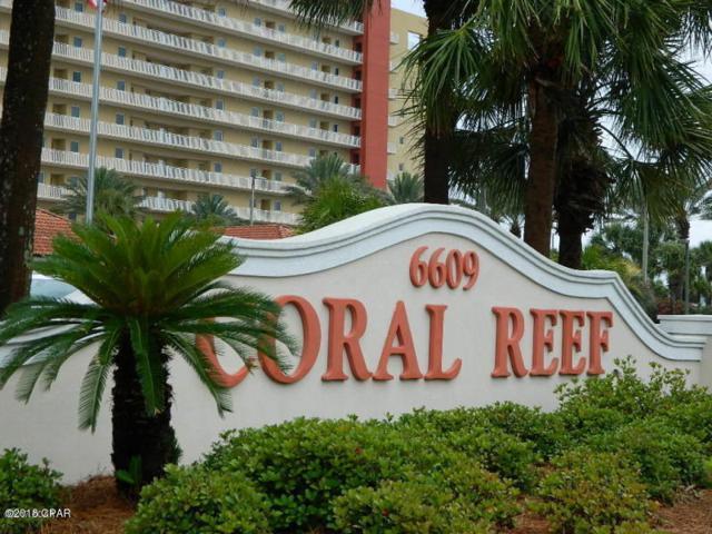6609 Thomas Drive #204, Panama City Beach, FL 32408 (MLS #670797) :: Keller Williams Emerald Coast