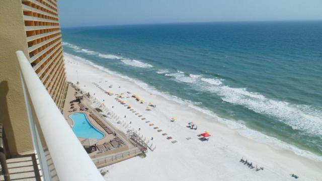 5115 Gulf Drive #1502, Panama City Beach, FL 32408 (MLS #670803) :: ResortQuest Real Estate