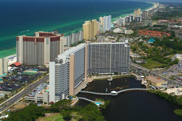 9860 S Thomas Drive #418, Panama City Beach, FL 32408 (MLS #670944) :: Keller Williams Emerald Coast