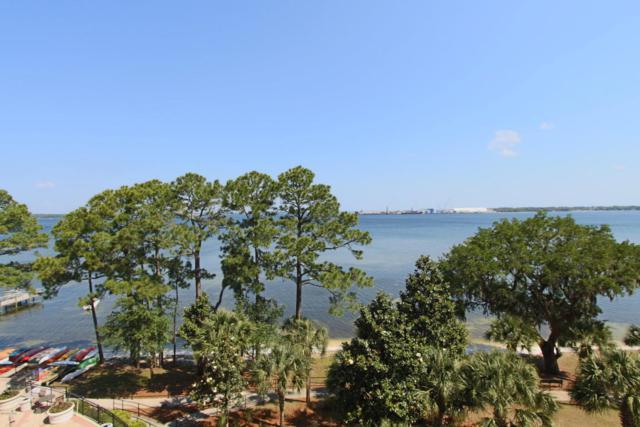 2400 Grandiflora Boulevard E502, Panama City Beach, FL 32408 (MLS #671315) :: Keller Williams Realty Emerald Coast