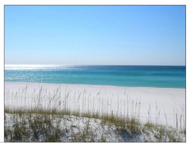 5501 Gulf Drive A, Panama City Beach, FL 32408 (MLS #671329) :: Coast Properties
