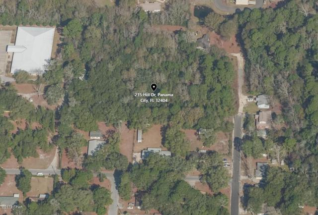 235 Hill Drive, Panama City, FL 32404 (MLS #671334) :: Scenic Sotheby's International Realty