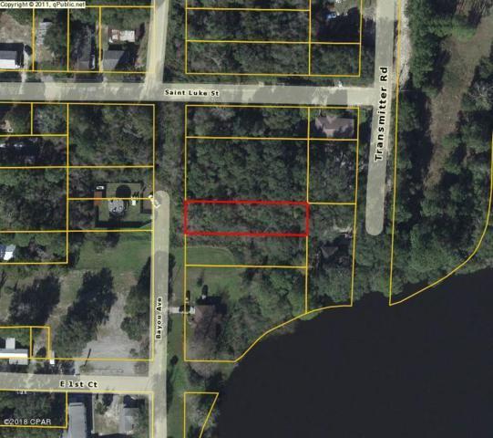 0 Bayou Avenue, Panama City, FL 32401 (MLS #671626) :: ResortQuest Real Estate