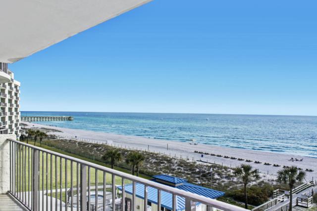 4425 Thomas Drive #510, Panama City Beach, FL 32408 (MLS #671941) :: Berkshire Hathaway HomeServices Beach Properties of Florida