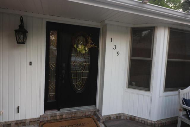 139 Derby Woods Drive, Lynn Haven, FL 32444 (MLS #671976) :: Berkshire Hathaway HomeServices Beach Properties of Florida