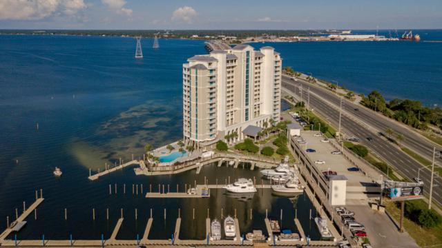 6422 W Highway 98 #1002, Panama City Beach, FL 32407 (MLS #672254) :: Coast Properties