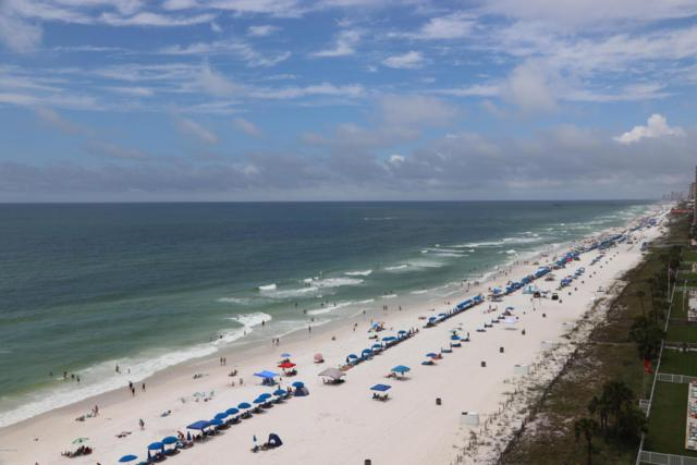 9900 Thomas Drive #1001, Panama City Beach, FL 32408 (MLS #672306) :: Keller Williams Realty Emerald Coast