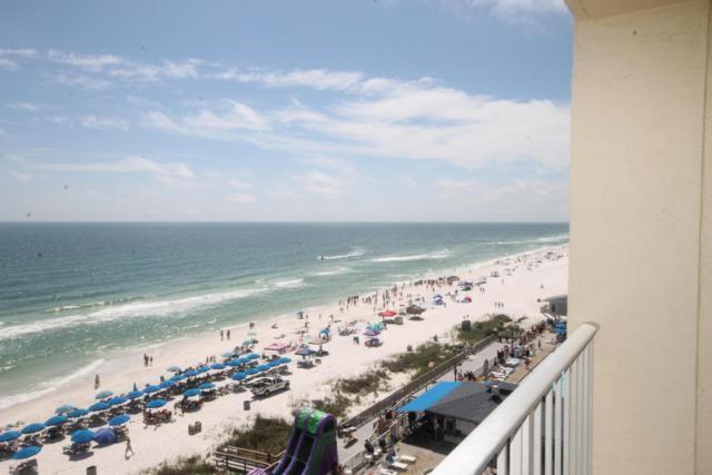 5801 Thomas Drive #817, Panama City Beach, FL 32408 (MLS #672328) :: Coast Properties