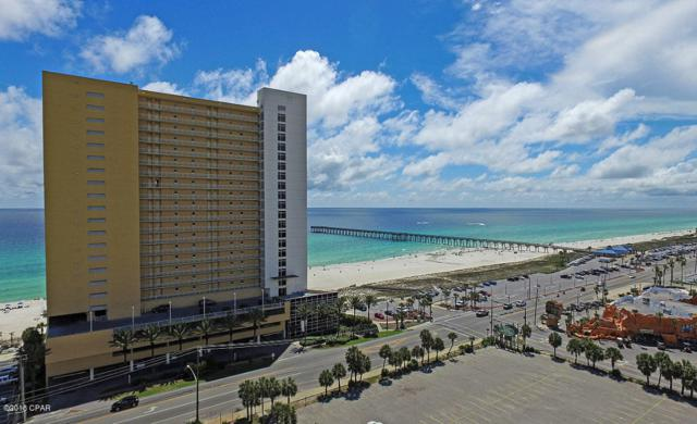 12011 Front Beach Road 1207A, Panama City Beach, FL 32407 (MLS #672396) :: Keller Williams Emerald Coast