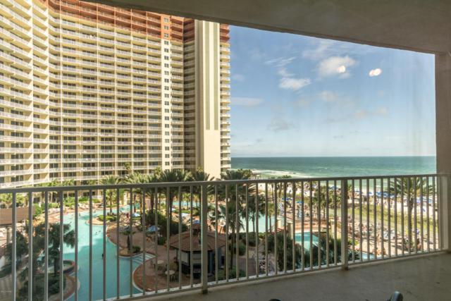9900 S Thomas Drive #509, Panama City Beach, FL 32408 (MLS #672466) :: ResortQuest Real Estate