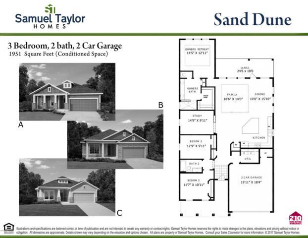309 Graze Point Drive, Panama City Beach, FL 32407 (MLS #672579) :: Counts Real Estate Group