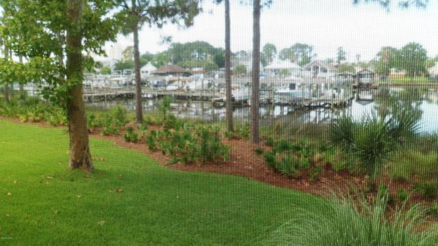 8501 N Lagoon Drive #105, Panama City Beach, FL 32408 (MLS #672591) :: ResortQuest Real Estate