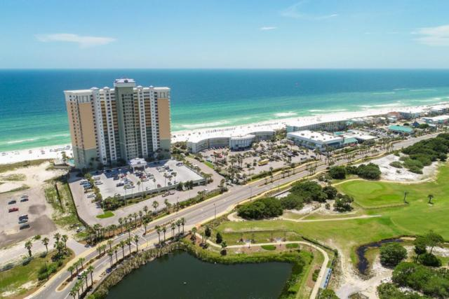 9450 S Thomas Drive 1606C, Panama City Beach, FL 32408 (MLS #672593) :: Keller Williams Realty Emerald Coast
