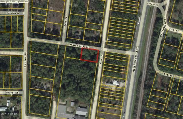 0 Magnolia Street, Fountain, FL 32438 (MLS #672935) :: Keller Williams Realty Emerald Coast