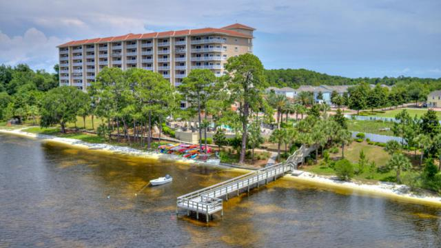 2400 Grandiflora Boulevard E301, Panama City Beach, FL 32408 (MLS #672937) :: Coast Properties