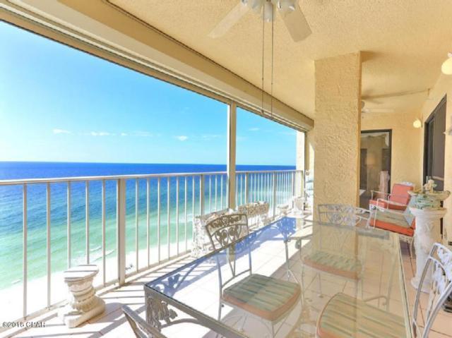 5801 Thomas Drive #1308, Panama City Beach, FL 32408 (MLS #672988) :: Engel & Volkers 30A Chris Miller
