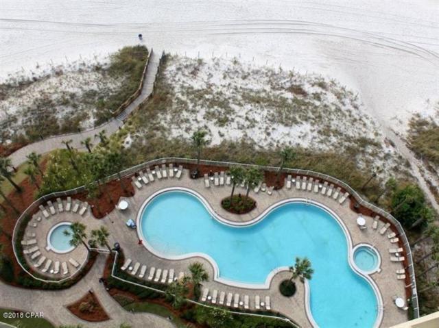 11807 Front Beach Road #1705, Panama City Beach, FL 32407 (MLS #673337) :: ResortQuest Real Estate