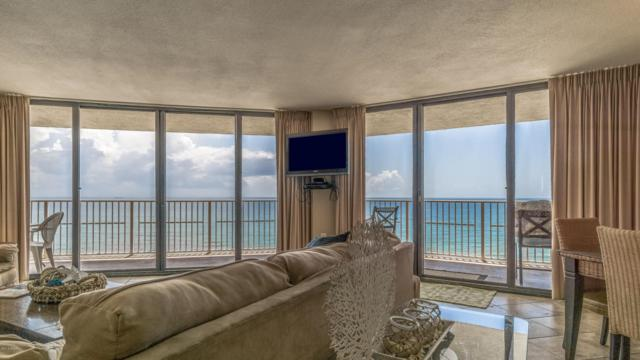 7205 Thomas Drive #1901, Panama City Beach, FL 32408 (MLS #673382) :: Coast Properties