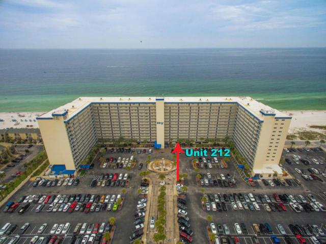 5801 Thomas Dr Drive #212, Panama City Beach, FL 32408 (MLS #673480) :: Berkshire Hathaway HomeServices Beach Properties of Florida