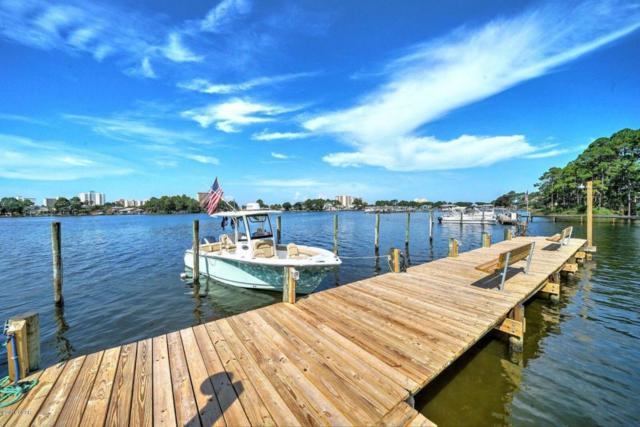 6901 N Lagoon Drive #15, Panama City Beach, FL 32408 (MLS #673640) :: Counts Real Estate Group