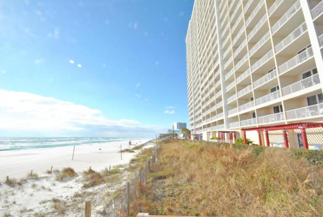 10811 Front Beach Road #1806, Panama City Beach, FL 32407 (MLS #673656) :: Keller Williams Emerald Coast