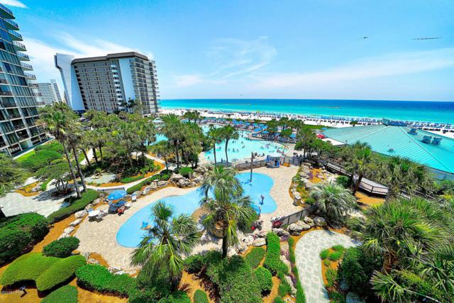 11483 Front Beach Road #411, Panama City Beach, FL 32407 (MLS #673715) :: Counts Real Estate Group