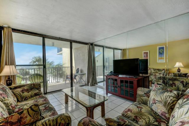 6905 Thomas Drive #302, Panama City Beach, FL 32408 (MLS #673908) :: Berkshire Hathaway HomeServices Beach Properties of Florida