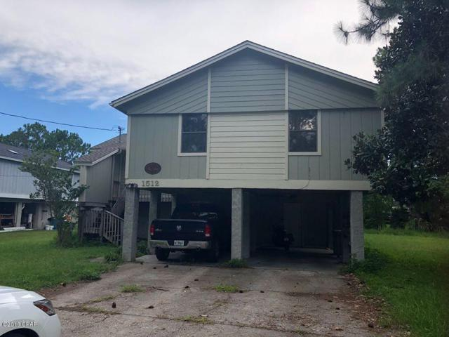 1512 S Kimbrel Avenue, Panama City, FL 32404 (MLS #673985) :: Keller Williams Emerald Coast