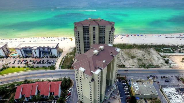 11807 Front Beach Road 1-405, Panama City Beach, FL 32407 (MLS #674099) :: Berkshire Hathaway HomeServices Beach Properties of Florida