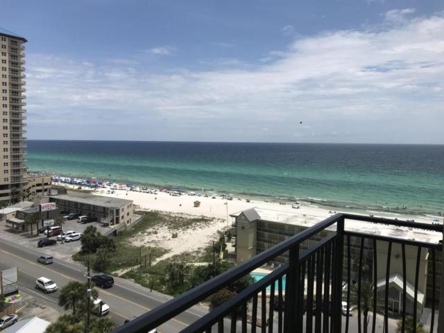15100 Front Beach Road #933, Panama City Beach, FL 32413 (MLS #674149) :: Berkshire Hathaway HomeServices Beach Properties of Florida