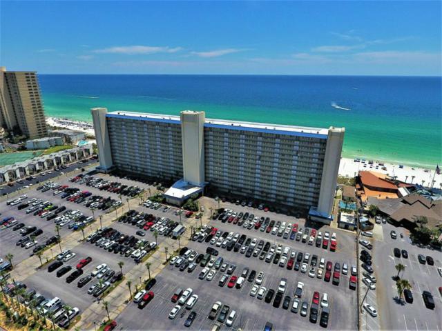 8743 Thomas Drive #1408, Panama City Beach, FL 32408 (MLS #674210) :: ResortQuest Real Estate