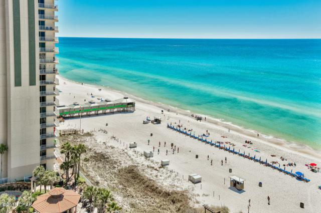 9900 S Thomas Drive #1305, Panama City Beach, FL 32408 (MLS #674321) :: Berkshire Hathaway HomeServices Beach Properties of Florida