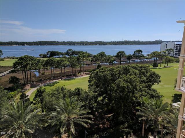 4000 Marriott Drive #3804, Panama City Beach, FL 32408 (MLS #674355) :: Keller Williams Realty Emerald Coast