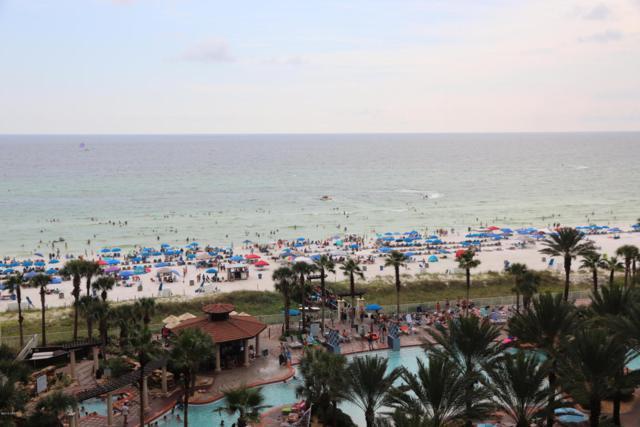 9900 Thomas Drive #819, Panama City Beach, FL 32408 (MLS #674557) :: Coast Properties
