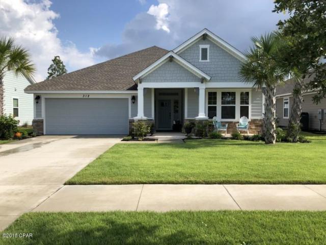 312 Johnson Bayou Drive, Panama City Beach, FL 32407 (MLS #674629) :: Counts Real Estate Group