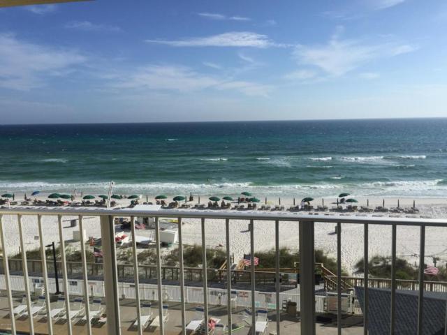 5801 Thomas Drive #512, Panama City Beach, FL 32408 (MLS #674805) :: Coast Properties