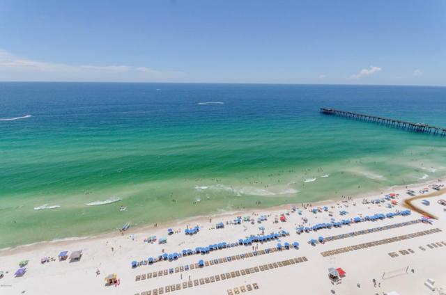15817 Front Beach Road 1-2303, Panama City Beach, FL 32413 (MLS #674878) :: Coast Properties