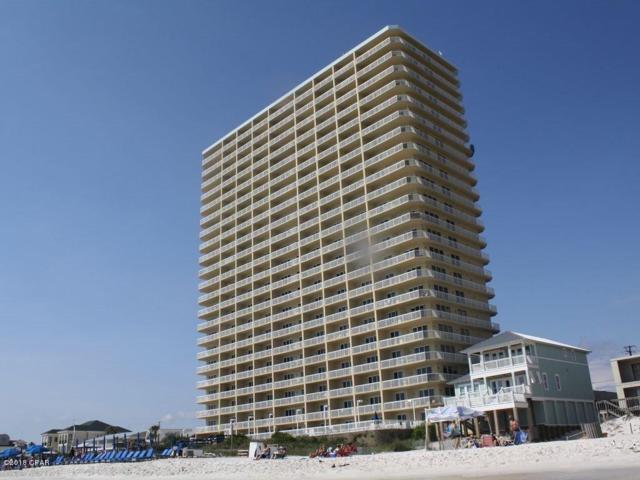5115 Gulf Drive #607, Panama City Beach, FL 32408 (MLS #675128) :: Berkshire Hathaway HomeServices Beach Properties of Florida