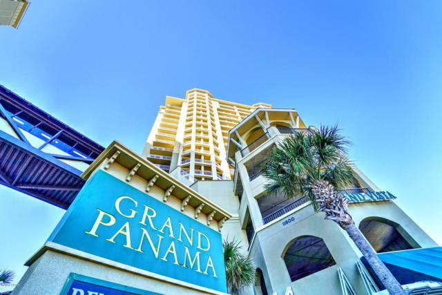 11807 Front Beach Road #1601, Panama City Beach, FL 32407 (MLS #675136) :: Berkshire Hathaway HomeServices Beach Properties of Florida