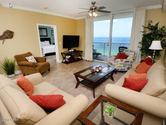 16819 Front Beach Road #1505, Panama City Beach, FL 32413 (MLS #675239) :: ResortQuest Real Estate
