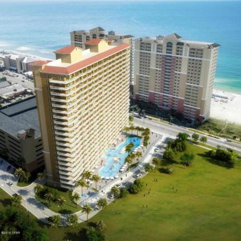 15928 Front Beach Road #801, Panama City Beach, FL 32413 (MLS #675309) :: ResortQuest Real Estate