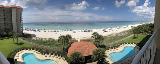 6609 Thomas Drive #503, Panama City Beach, FL 32408 (MLS #675377) :: Keller Williams Emerald Coast