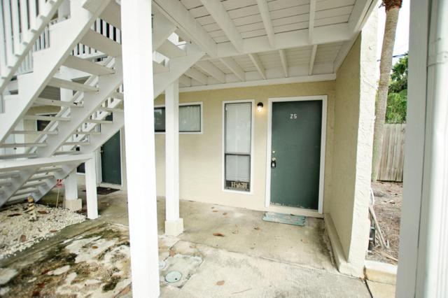 6903 N Lagoon Drive #25, Panama City Beach, FL 32408 (MLS #675427) :: Coast Properties